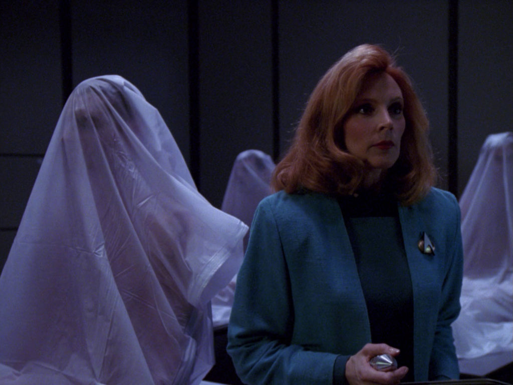 "Star Trek: The Next Generation ""Night Terrors"""